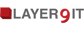 layer 9 it logo
